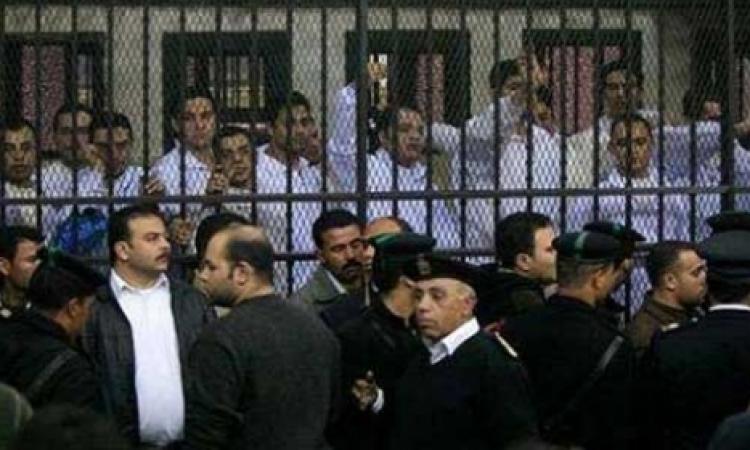 """جنايات القاهرة تنظر محاكمة """"خلية أكتوبر"""" الإرهابية"""