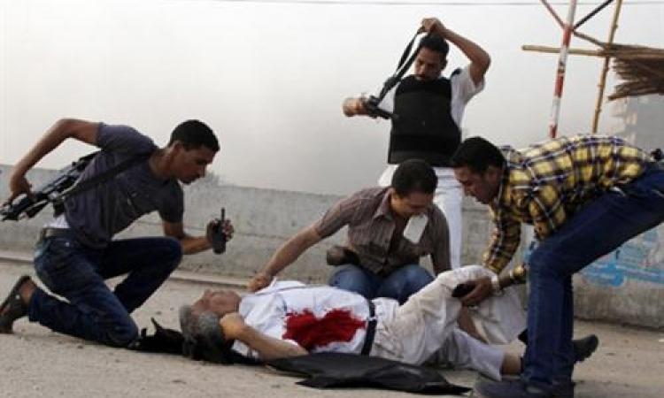 الدفاع  فى قضية قتل اللواء نبيل فراج: التحقيق الجنائى نفى استخدام سلاح آلى فى الواقعة