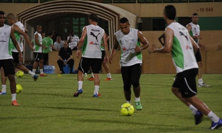 الجزائر«ممثل العرب» تلاقى بلجيكا فى افتتاح مباريات المجموعة الثامنة