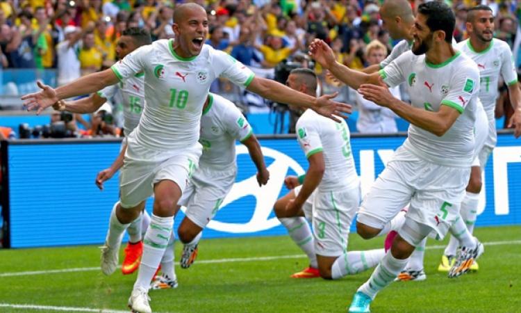 بلجيكا تفوز على الجزائر 2-1 فى مونديال البرازيل