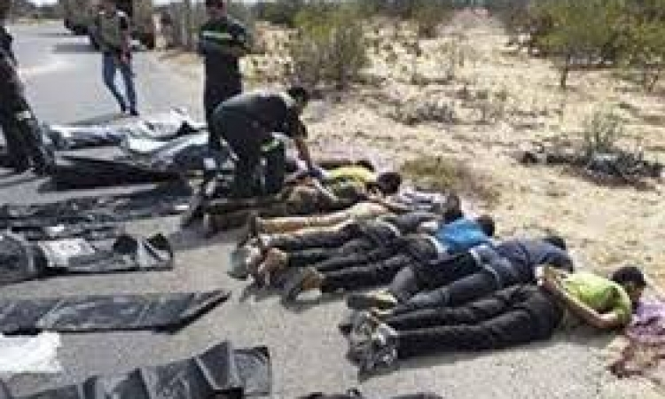 شاهد «مذبحة رفح الثانية» باكياً: الجناة سبوا الضحايا وقيدوهم من الخلف