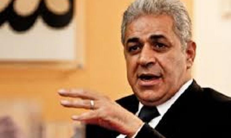 حمدين صباحي : براءة «مبارك» من قتل المتظاهرين انتقاص في شرعية «السيسي»