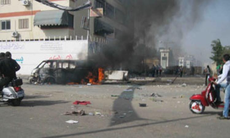 أعضاء دفاع «قسم العرب» يحاصرون شاهداً بالقضية