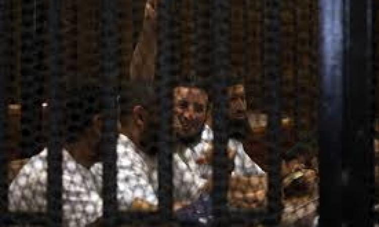 متهم بـ«خلية مدينة نصر»  ينام داخل القفص