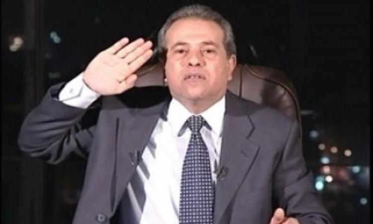 ناشط سياسى يتهم «عكاشة والدرديرى و موسى» وآخرين بنشر الكذب