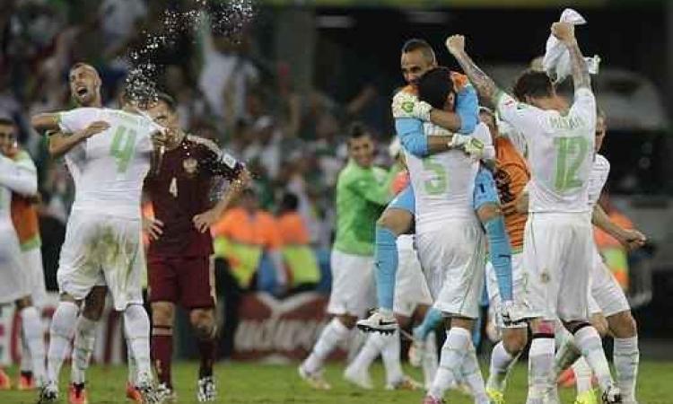 الجزائر- ألمانيا من سيفوز؟