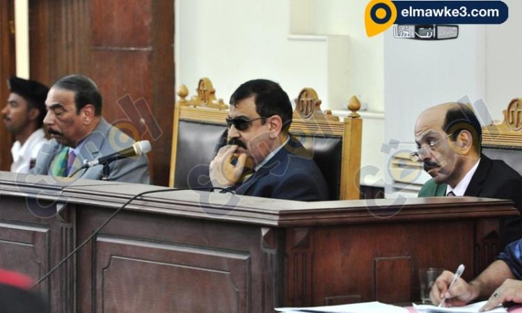 محاكمة بديع و50 اخرين فى قضية غرفة عمليات رابعة