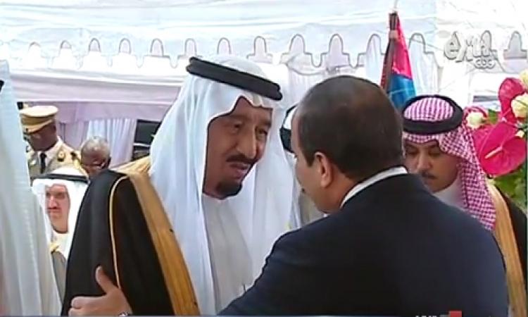 بالفيديو … السيسي يستقبل الملوك والأمراء بقصر الاتحادية