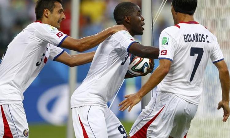 كوستاريكا تحطم المنتخب السماوي بثلاثية مقابل هدف يتيم ضمن منافسات كأس العالم