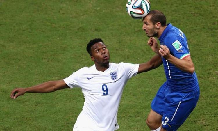 ايطاليا تفوز على انجلترا بهدفين مقابل هدف