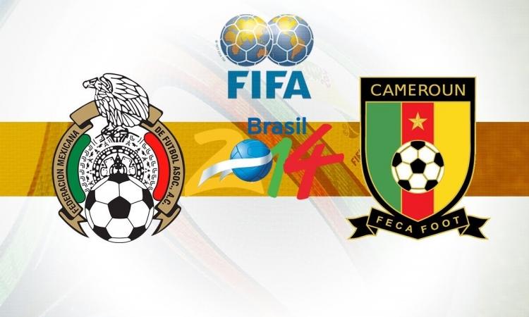 «بث مباشر» الكاميرون والمكسيك بكأس العالم