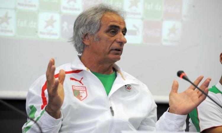 مدرب الجزائر : سنصنع التاريخ امام روسيا