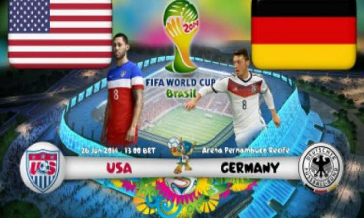 بث مباشر … ألمانيا وأمريكا