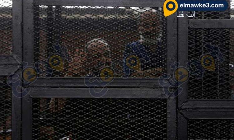 جلسة قضية مسجد الأستقامة بمعهد أمناء الشرطة