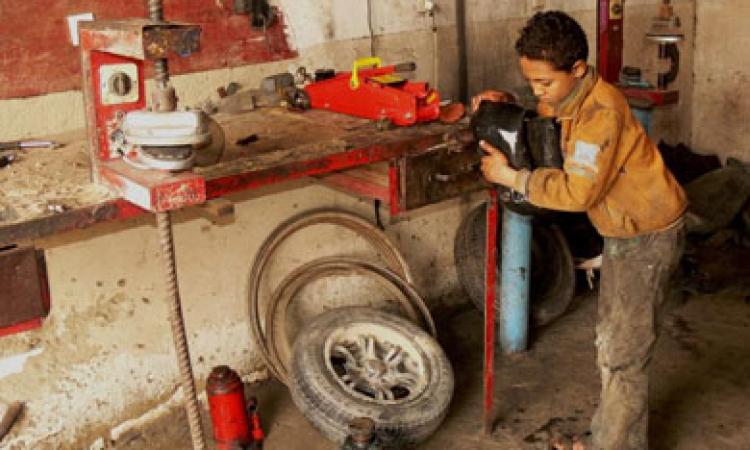 """""""العمل الدولية"""" تحيي بعد غد اليوم العالمي لمكافحة عمل الأطفال"""