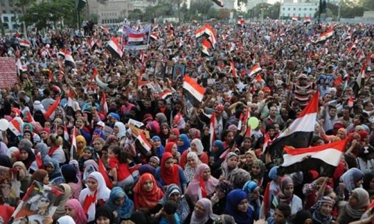 الذكرى الأولى لثورة 30 يونيو … عام بين الواقع والحلم