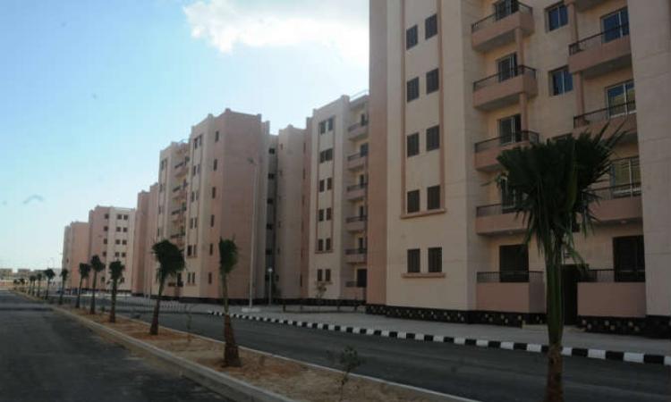 بدء تسليم 23 ألف وحدة سكنية بالسادات والعاشر من رمضان أول أكتوبر المقبل