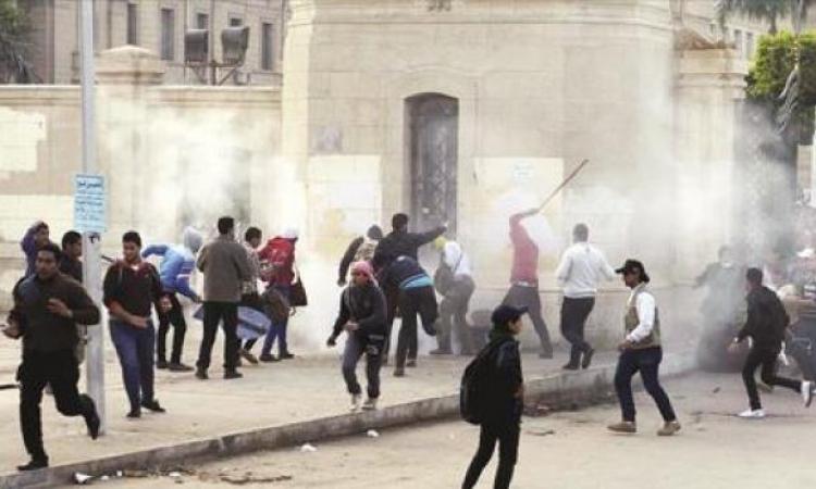 الداخلية: ضبط 65 من عناصر الإرهابية وبحوزة بعضهم طبنجة وكميات من الألعاب النارية