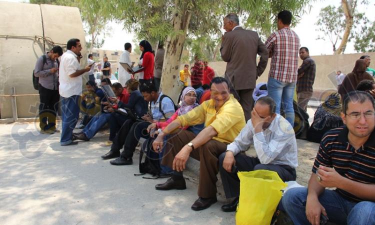 بالصور .. الحكم على27 طالبا فى أحداث جامعة الازهر