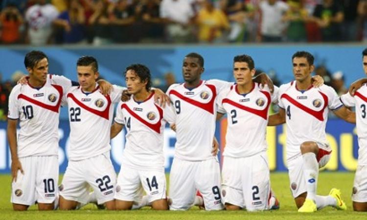 كوستاريكا تتأهل لدور الـ 8 بعد فوزها علي اليونان بالمونديال