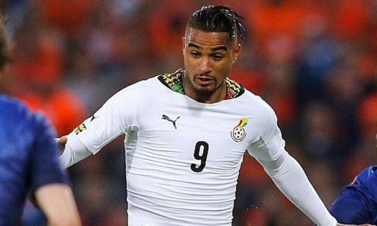 بواتينج: نسطتيع ان نجعل غانا اول فريق افريقي يفوز بكأس العالم