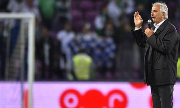 مدرب الجزائر واثق في قدرتهم على عبور دور المجموعات في البرازيل