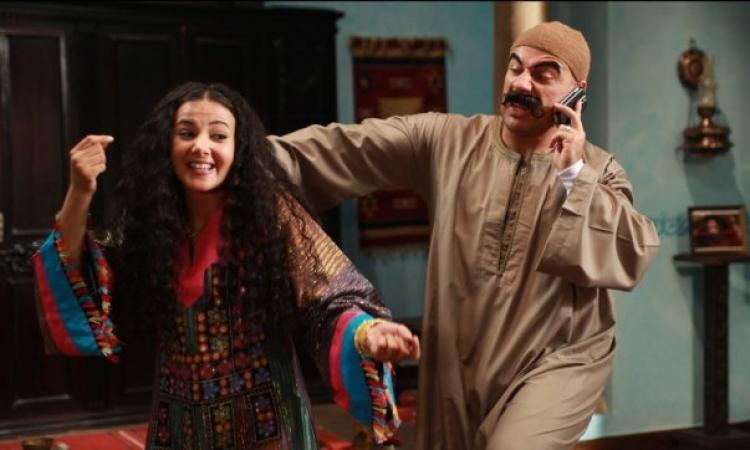 بالفيديو.. دنيا سمير غانم ترقص على  أغنية «بشرة خير» في الكبير أوى