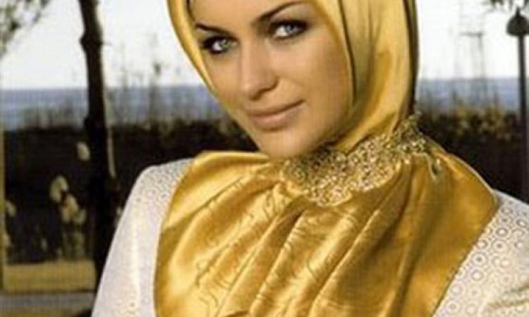 تعرفى على لفات حجاب جديدة في رمضان