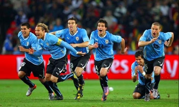 بث مباشر.. مباراة أوروجواى وكوستاريكا