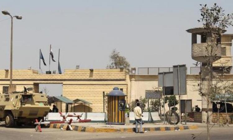 """وصول هيئة محكمة """"خلية اكتوبر"""" الى معهد امناء الشرطة"""