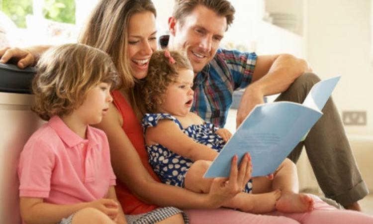 كيف تجعلين زوجك يساعدك في تربية اطفالك؟