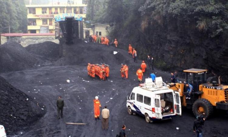 مقتل 22 شخصا فى حادث بمنجم للفحم بجنوب غرب الصين