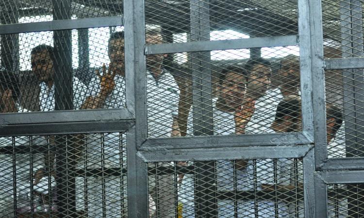 بدء جلسة محاكمة 188 متهما بـ«مذبحة كرداسة»