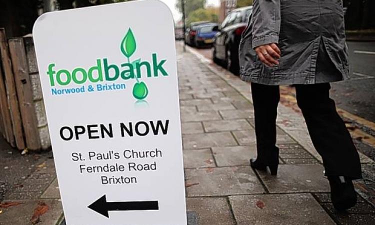 إحصائيات تبرز تضاعف عدد مستخدمي بنوك الطعام في لندن