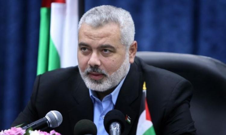 هنية: تهديدات الاحتلال لن تخيفنا
