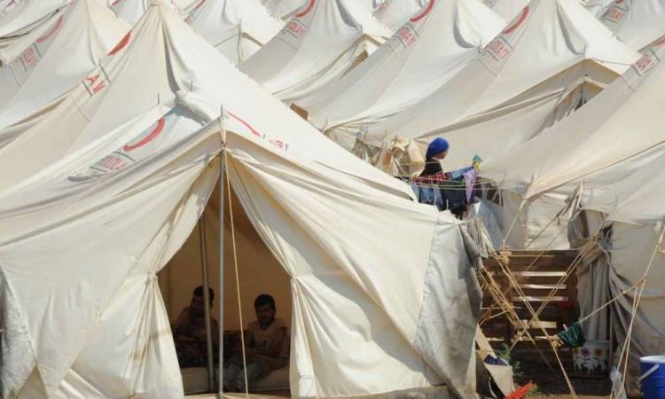 مفوضية اللاجئين: أكثر من 50 مليون نازح في جميع أنحاء العالم بنهاية 2013