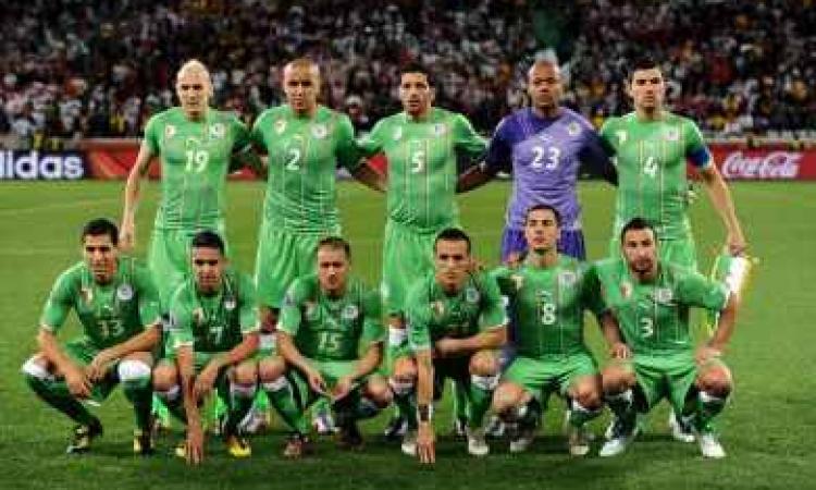 50 ألف يورو تنتظر لاعبى الجزائر بالمونديال