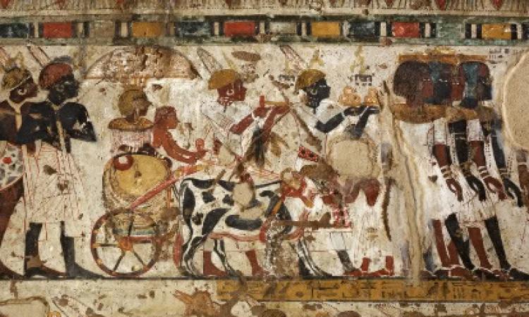 """""""حكاية غزو مصر في العصور القديمة"""" كتاب تصدره قصور الثقافة"""