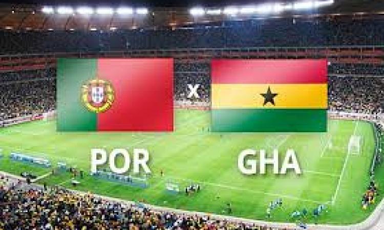 البرتغال وغانا تودعان المونديال