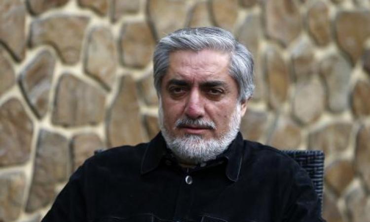 نجاة المرشح لانتخابات الرئاسة الأفغانية عبدالله عبدالله  من محاولة اغتيال