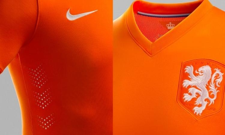 لماذا يرتدي الهولنديون اللون البرتقالي وشعار الأسد؟