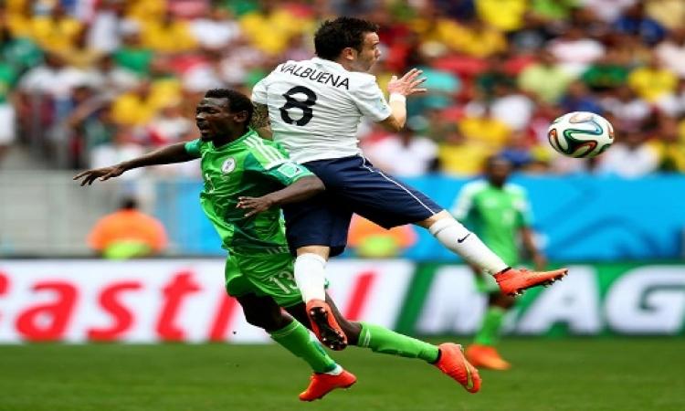 فرنسا تهزم نيجيريا 2-0 وتصعد إلى دور الثمانية في المونديال