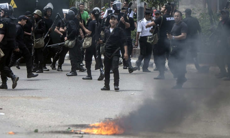 مواجهات بين الأمن وأنصار«الإخوان» ولا أنباء عن ضحايا
