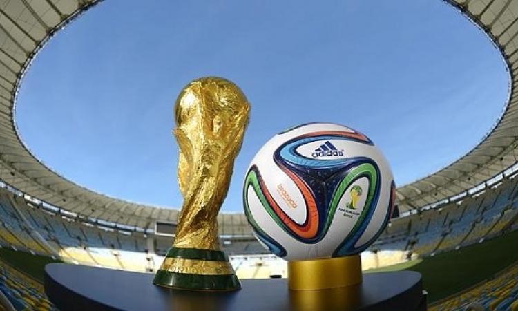 بالصورة..هدافو كأس العالم بعد نهاية دور الـ 8