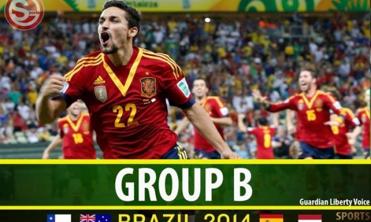 3 مباريات للمونديال اليوم أهمها إسبانيا تواجه هولندا