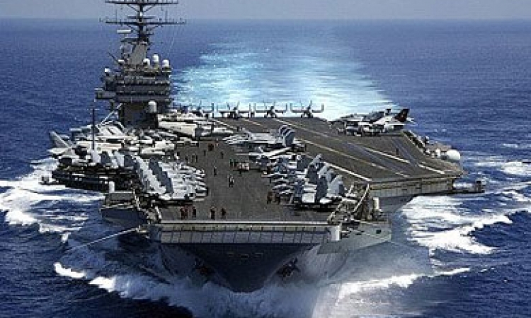 وزير الدفاع الأمريكي يأمر حاملة طائرات بالتوجه إلى الخليج تحسبا لأي تطورات في العراق