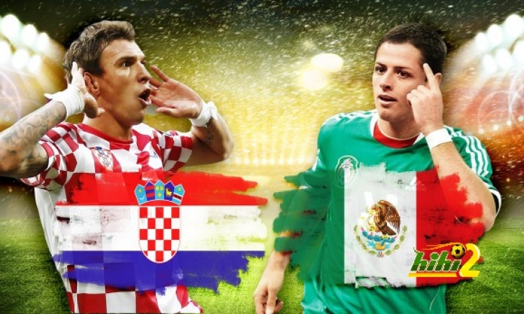 اليوم .. كرواتيا والمكسيك ولقاء تحديد المصير في المونديال