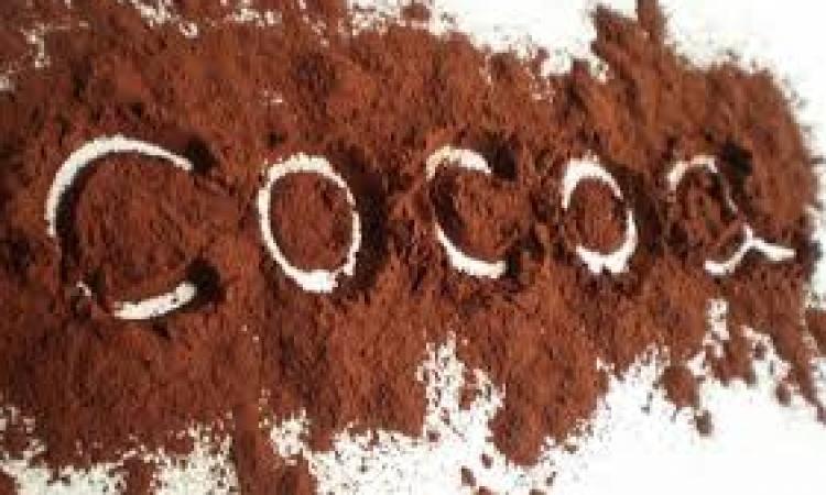 الكاكاو لفرد الشعر المجعد خلطة
