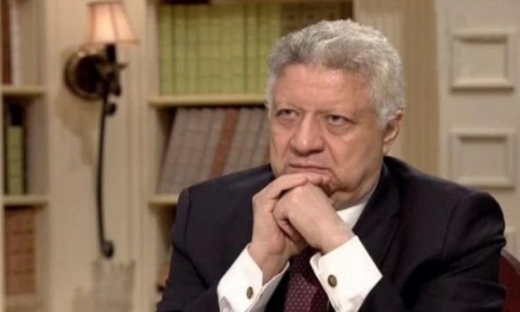 مرتضى منصور يؤكد عودة الجماهير في الدورة الرباعية لتحديد بطل الدوري