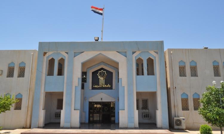 طائرات هليكوبتر عراقية تقصف جامعة تكريت